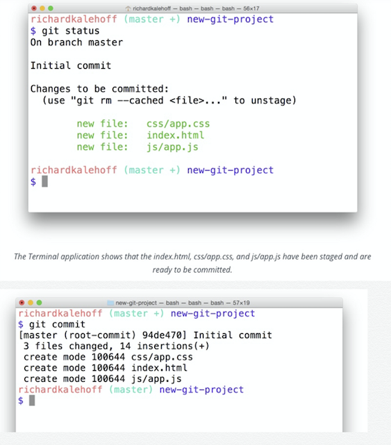 Git Version Control System in 15 minutes